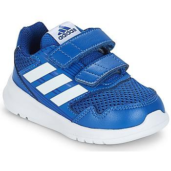 Chaussures Enfant Baskets basses adidas Originals ALTARUN CF I Bleu