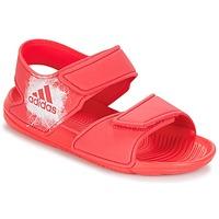 Chaussures Fille Sandales et Nu-pieds adidas Originals ALTASWIM C Rose