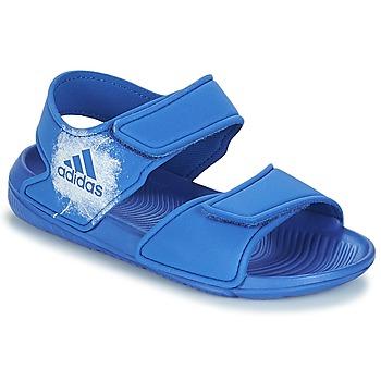 Chaussures Enfant Sandales et Nu-pieds adidas Originals ALTASWIM C Bleu