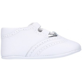 Chaussures Fille Baskets montantes Conguitos 10168 Niño Blanco blanc