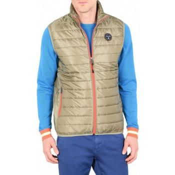 Vêtements Homme Gilets / Cardigans Napapijri ACALMAR VEST 1 SMANICATO Blousons