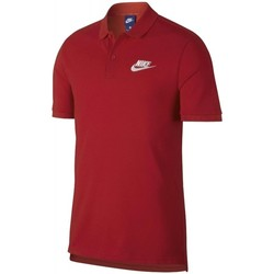 Vêtements Homme Polos manches courtes Nike Nsw Matchup Homme Polo Rouge 909746657 rouge