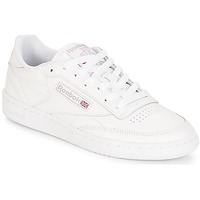 Chaussures Baskets basses Reebok Classic CLUB C 85 Blanc