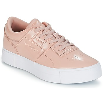 Chaussures Femme Baskets basses Reebok Classic WORKOUT LO FVS Rose