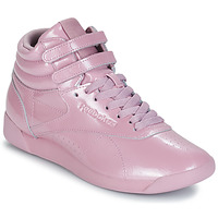 Chaussures Femme Baskets montantes Reebok Classic FREESTYLE HI Violet