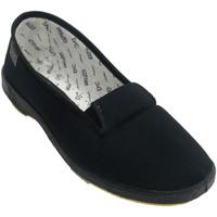 Chaussures Femme Slip ons Doctor Cutillas Venetian shoe femme élastiques sur les c negro