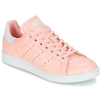 basket femme adidas stan smith rose