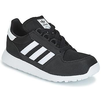 Chaussures Enfant Baskets basses adidas Originals OREGON C Noir