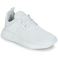 Chaussures Enfant Baskets basses adidas Originals X_PLR J Blanc