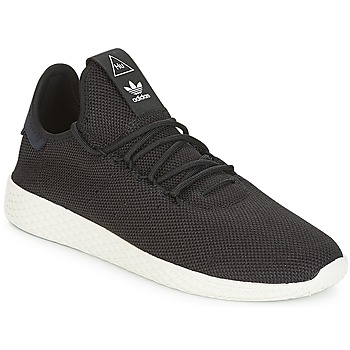 Chaussures Homme Baskets basses adidas Originals PW TENNIS HU Noir
