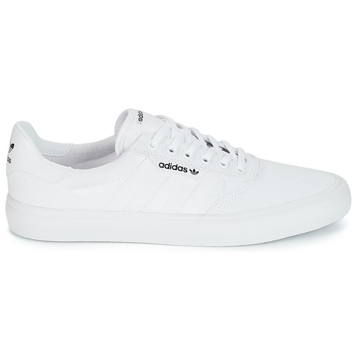 Baskets Basses Blanc Adidas 3mc Originals dexBoWQrC