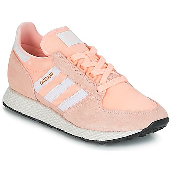 Chaussures Femme Baskets basses adidas Originals OREGON W Rose