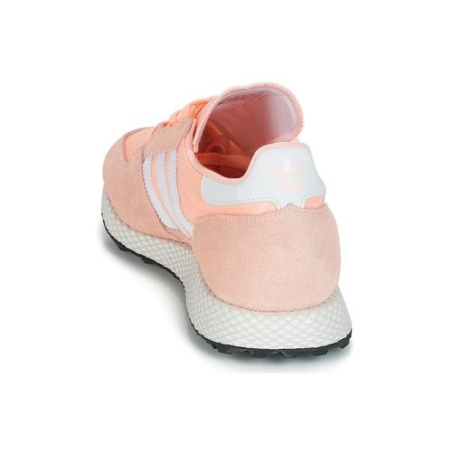 Femme Basses Oregon W Adidas Originals Chaussures Baskets Rose CedxrBoW