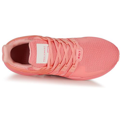 Eqt Femme Originals W Support Baskets Adidas Rose Adv Chaussures Basses DWEI9H2