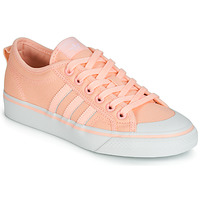 Chaussures Femme Baskets basses adidas Originals NIZZA W Rose