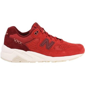Chaussures Femme Baskets basses New Balance 580 rouge