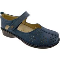 Chaussures Femme Ballerines / babies Loren LOM2313bl blu