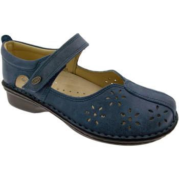 Chaussures Femme Ballerines / babies Calzaturificio Loren LOM2313bl blu
