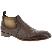 Chaussures Homme Boots Lorenzi 9406 rouille