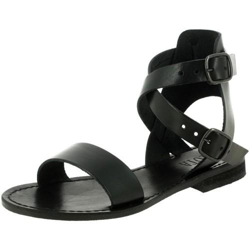 Iota 720 noir - Chaussures Sandale Femme