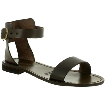 Chaussures Femme Sandales et Nu-pieds Iota 0147 / MEET MARRON