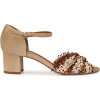 Chaussures Femme Sandales et Nu-pieds Heyraud Sandale GOLDY Beige