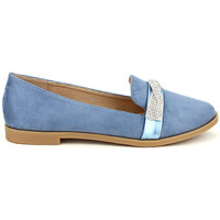 Chaussures Femme Ballerines / babies Cendriyon Ballerines Bleu Chaussures Femme Bleu