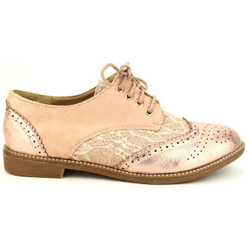 Chaussures Femme Derbies Cendriyon Ballerines Rose Chaussures Femme, Rose