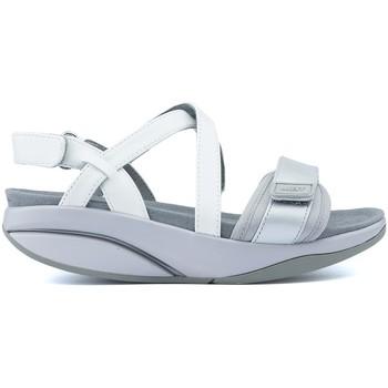 Chaussures Femme Sandales et Nu-pieds Mbt SANDALES MALIA W SILVER