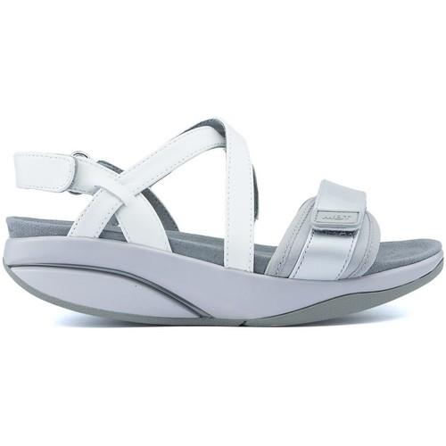 Chaussures Femme Sandales et Nu-pieds Mbt S CHANTEL W SILVER