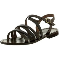 Chaussures Femme Sandales et Nu-pieds Iota 539 marrone
