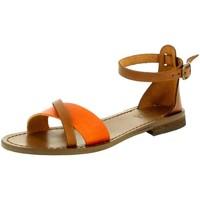 Chaussures Femme Sandales et Nu-pieds Iota ESTATE MARRON