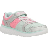 Chaussures Fille Baskets basses Skechers GO RUN 400 SPARKLE SPRINTERS Argent