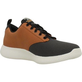 Chaussures Homme Baskets mode Skechers DEPTH CHARGE TRAHAN Marron