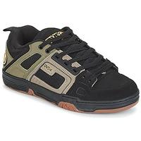 Chaussures Baskets basses DVS COMANCHE Gris / Noir