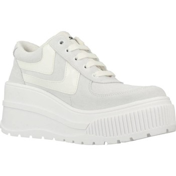Chaussures Femme Baskets mode Go Sexy X Yellow FAMOUS Blanc
