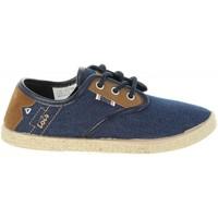 Chaussures Enfant Espadrilles Lois 60063 Azul