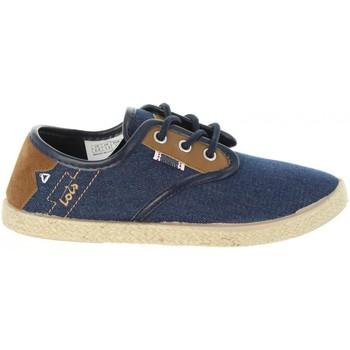 Chaussures Enfant Espadrilles Lois Jeans 60063 Azul