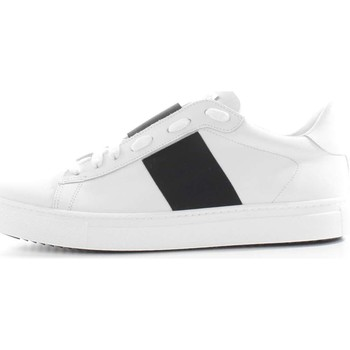 Chaussures Homme Baskets basses Stokton 650-U-SS18 Sneakers Homme Blanc Blanc