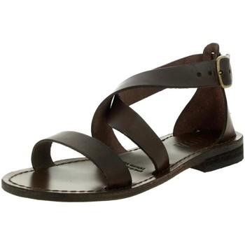 Chaussures Femme Sandales et Nu-pieds Iota 112 marron