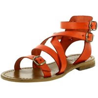 Chaussures Femme Sandales et Nu-pieds Iota 046 rouge