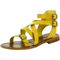 Chaussures Femme Sandales et Nu-pieds Iota 046 jaune