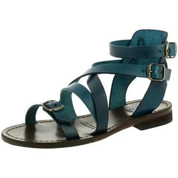 Chaussures Femme Sandales et Nu-pieds Iota SPARTE BLEU