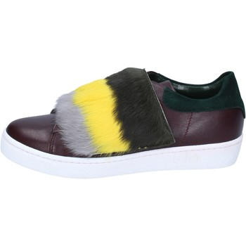 Islo Femme Baskets  Sneakers Bordeaux...