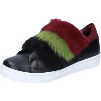 Islo Marque Baskets  Sneakers Noir Cuir...