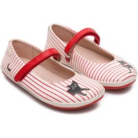 Chaussures Fille Ballerines / babies Camper Twins  K800177-001 multicolor