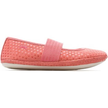 Chaussures Fille Ballerines / babies Camper Right  80025-105 rose