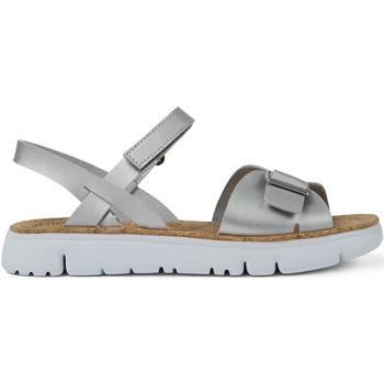 Chaussures Femme Sandales et Nu-pieds Camper Oruga  K200631-002 gris