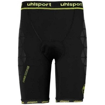 Vêtements Homme Shorts / Bermudas Uhlsport Bionikframe Black-Fluor yellow