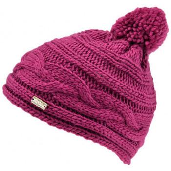 Accessoires textile Enfant Bonnets Geox CasquePomponFilleBonnets rose